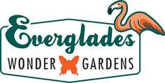 Skip the roses and visit the Everglades Wonder Gardens. Wear red and get a discount   Valentine's Day in Naples, Florida