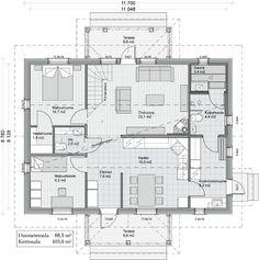 Kreivi-talo, Kokkola - Hermanni 88