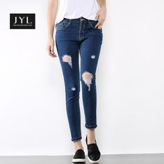 Tc Jean Jumpsuit Women's Overalls Ripped Midweight Washed Blue ...