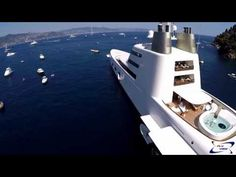 Ummm more please. Mega Yacht A SF99 video drone Fly View! Start taking amazing footage like this one for your friends boats LOL  We make it easy with BUY NOW PAY LATER finance option as low as 25$ per month. Now what are you waiting for. https://www.dynnexdrones.com/