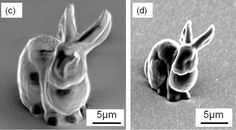 A new resin material that can be molded into complex, highly conductive 3D structures with features just a few microns across has been developed by Tokyo Institute of Technology. Combined with state-of-the-art micro-sculpting techniques, the new resin holds promise for making customized electrodes for fuel cells or batteries, or biosensor interfaces for medical uses.