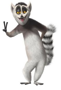 King Julien!!! Welcome to da sacrifice