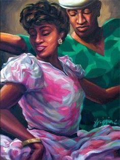 rumba cubana artwork