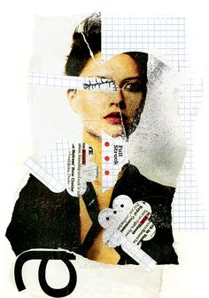 (antigirl) tiphanie brooke - Google Search Collage Art, Collages, Mixed Media Art, Renaissance, Graphic Design, Cool Stuff, Illustration, Crafts, Inspiration