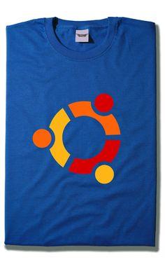 Camiseta Ubuntu