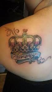 26 Best Tatuajes De Coronas Images Crown Tattoo Men Crowns Ruler