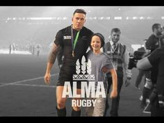 Sonny Bill Williams video: New Zealand star gives Rugby World Cup medal to young boy after security guard wrestled him to the ground Sonny Bill Williams, Maisie Williams, Dan Carter, Sonny Boy, All Blacks, Rugby World Cup, Rugby Players, 8 Year Olds
