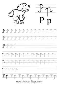 SZABLONY DO NAUKI PISANIA LITER - LITERKI M - Z - Mama Bloguje Handwritten Letters, Cursive, Toddler Learning, Preschool Activities, Numbers Preschool, Teacher Inspiration, Kids Writing, Coloring Pages, Alphabet