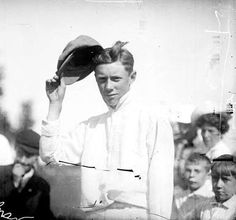 On this day, In 1916 an amateur, Chick Evans, wins the U.S. Open wire to wire at Minikahda Golf Club http://www.golfhistorytoday.com/golf-events/chick-evans-us-open-1916