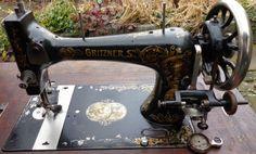 "Alte Nähmaschine Gritzner ""S"" in in Gummersbach | eBay"