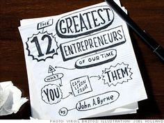 The 12 greatest entrepreneurs of our time (starring Steve Jobs, Bill Gates, Jeff Bezos, Larry Page, Sergey Brin and Mark Zuckerberg)