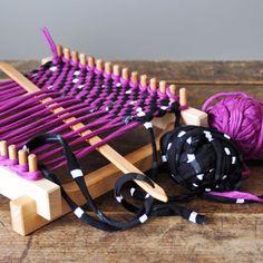 Potholder Loom | Weaving for Children | Indoor Craft Ideas | Imagination Toys