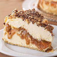 Frozen Snickers Torte by Andrea