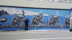 http://hifructose.com/2016/05/04/norway-introduces-first-official-street-art-trail-nuart-sandnes/  The hardworking team behind one of the world's longest lasting street art festivals,