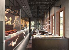 Ознакомьтесь с моим проектом @Behance: «Loft cafe 150m2» https://www.behance.net/gallery/63903991/Loft-cafe-150m2