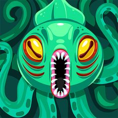 Custom Agar.io Skin Kraken