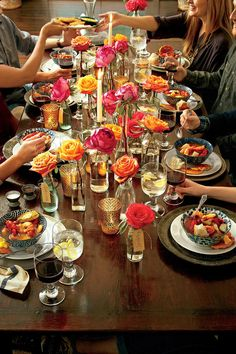 Plan Your Supper Club Menu - 16 Casual