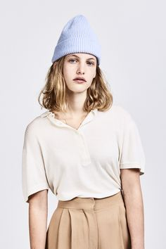 As a brand in current society we aim for sustainability and durability. Winter Hats, Beanie, Collection, Fashion, Moda, Fashion Styles, Beanies, Fashion Illustrations, Beret