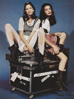 photoshoot John Michael - justseventeen: July Grunge a-go-go. Grunge Look, Grunge Style, Grunge Outfits, 90s Grunge Hair, Grunge Girl, 1990 Style, Style Pastel, Tokyo Street Fashion, Estilo Grunge