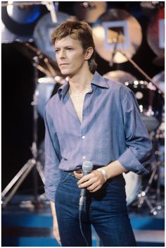 David Bowie performs Heroes at Marc Bolan Show in 1977