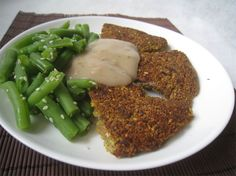 Pyszne danie z kuchni arabskiej z dodatkiem sosu pieczarkowego. Zamiast omleta, można formować kotleciki i smażyć na rozgrzanym oleju.