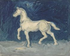 All sizes | Vincent van Gogh - Horse [1886] | Flickr - Photo Sharing!