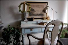 Angelo Antique Vanity, Antiques, Table, Painting, Furniture, Space, Home Decor, Dressing Tables, Antiquities