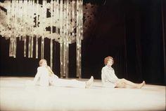 Ralph Koltai – Set design for As You Like It, The Old Vic, 1967