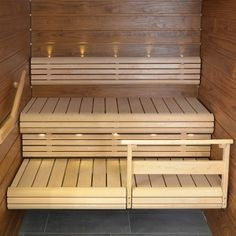 Sauna Design, Saunas, Storage, Furniture, Home Decor, Purse Storage, Decoration Home, Room Decor, Larger
