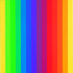 Ellsworth Kelly, 'Spectrum', 1953