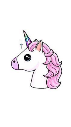 Dessin kawaii animaux dessins kawaii unicorn drawing unicorn et cute drawings - Coloriage hello kitty et la licorne ...