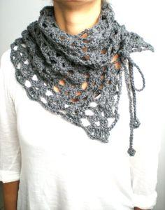 Cuello, Colección New Hippie., Complementos, Bufandas, Complementos, Cuellos, Crochet, Accesorios, Crochet, Bufandas, Fechas señaladas, Cump...