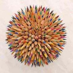 3D art with 101 pencils - Google Search