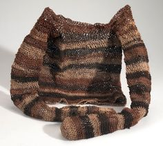 Africa   Costume shirt from DR Congo; possibly Chokwe people   Natural fiber and dye   ca; prior to 1957