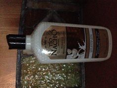 Tio Nacho lotion with coconut  and royal jelly!!*****