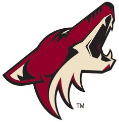 All the best Arizona Coyotes Gear and Collectibles are at the official online store of the NHL. The Official Coyotes Pro Shop on NHL Shop has all the Authentic Yotes Jerseys, Hats, Tees, Hockey Apparel and more at NHL Shop. Arizona Coyotes, Hockey Logos, Nhl Logos, Sports Logos, Sports Teams, Hockey Teams, Hockey Players, San Jose Sharks, Vancouver Canucks