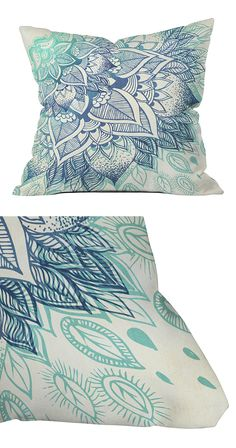 Trying to perfect that colorful boho style? Look no further. With its unique pattern, this pillow is sure to be the talk of your next outdoor soirée. Made from woven polyester, it's made to endure the ...  Find the Sarasota Outdoor Throw Pillow, as seen in the Outdoor Pillow Sale  Collection at http://dotandbo.com/collections/outdoor-pillow-sale-2016?utm_source=pinterest&utm_medium=organic&db_sku=119453