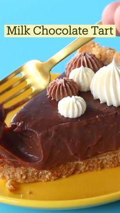 Fun Baking Recipes, Tart Recipes, Sweet Recipes, Cooking Recipes, Easy Desserts, Delicious Desserts, Dessert Recipes, Yummy Food, Food Platters