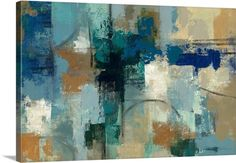 Global GalleryAlbena Hristova The Guardian Sq Giclee Stretched Canvas Artwork 24 x 24