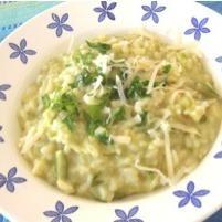 Risotto agli asparagi by SandraD on www.ricettario-bimby.it