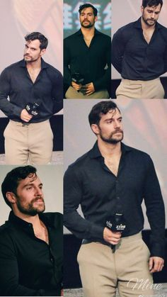 Henry Cavill Collage by me Henry Caville, Men In Tight Pants, Novel Characters, Patrick Jane, Henry Williams, Gay Comics, My Superman, Daddy Aesthetic, Smallville
