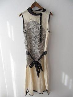 persones d'una peça / compra real / Mina Perhonen roba vella compra botiga especialitzada gota [caiguda]