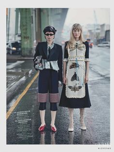 "Vogue China August 2017 ""Tribes of NY"" photographed by Nathaniel Goldberg 