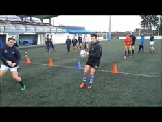 SANTANDER RUGBY SKILLS TECHNIQUE PASSE - YouTube Rugby Memes, Rugby Drills, Rugby Training, Exercise, Youtube, Training, Yard Sticks, Ejercicio, Rugby Workout