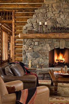 Interior of R-R Ranch - #architecture