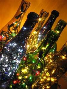 Image Search Results for how to decorate wine bottles
