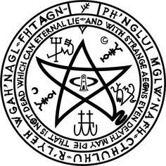 Sigil of Cthulhu - R'lyeh Bind by FerrumAether