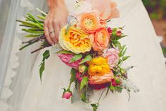 Kelly + Drew.  Flowers by Amy Osaba event.floral.design; Photo by W. Scott Chester