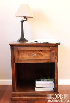 EXCELLENT guide with how-to's & products to use when finishing/refinishing furniture!
