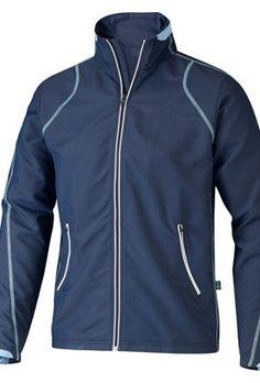 Wholesale Trendy Blue Tracksuit Jacket